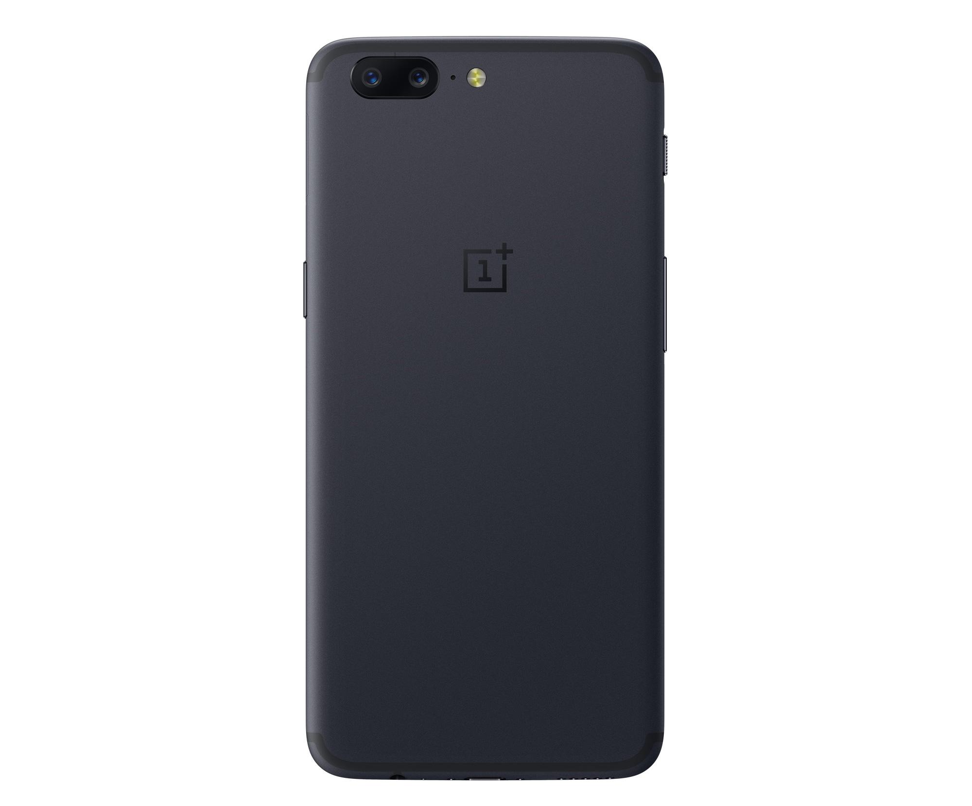 OnePlus 5 rear