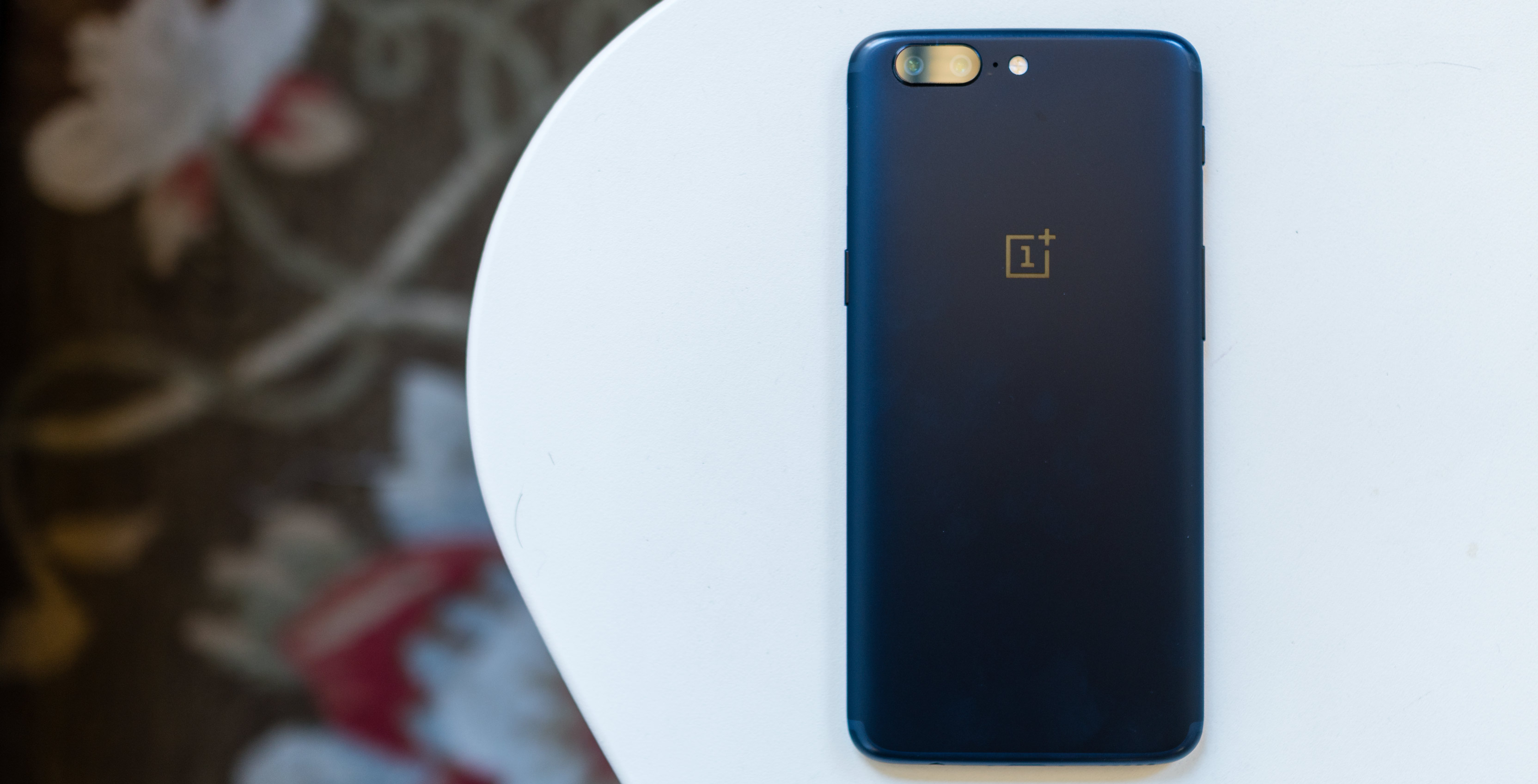 Phone with the best battery - Oneplus 5t