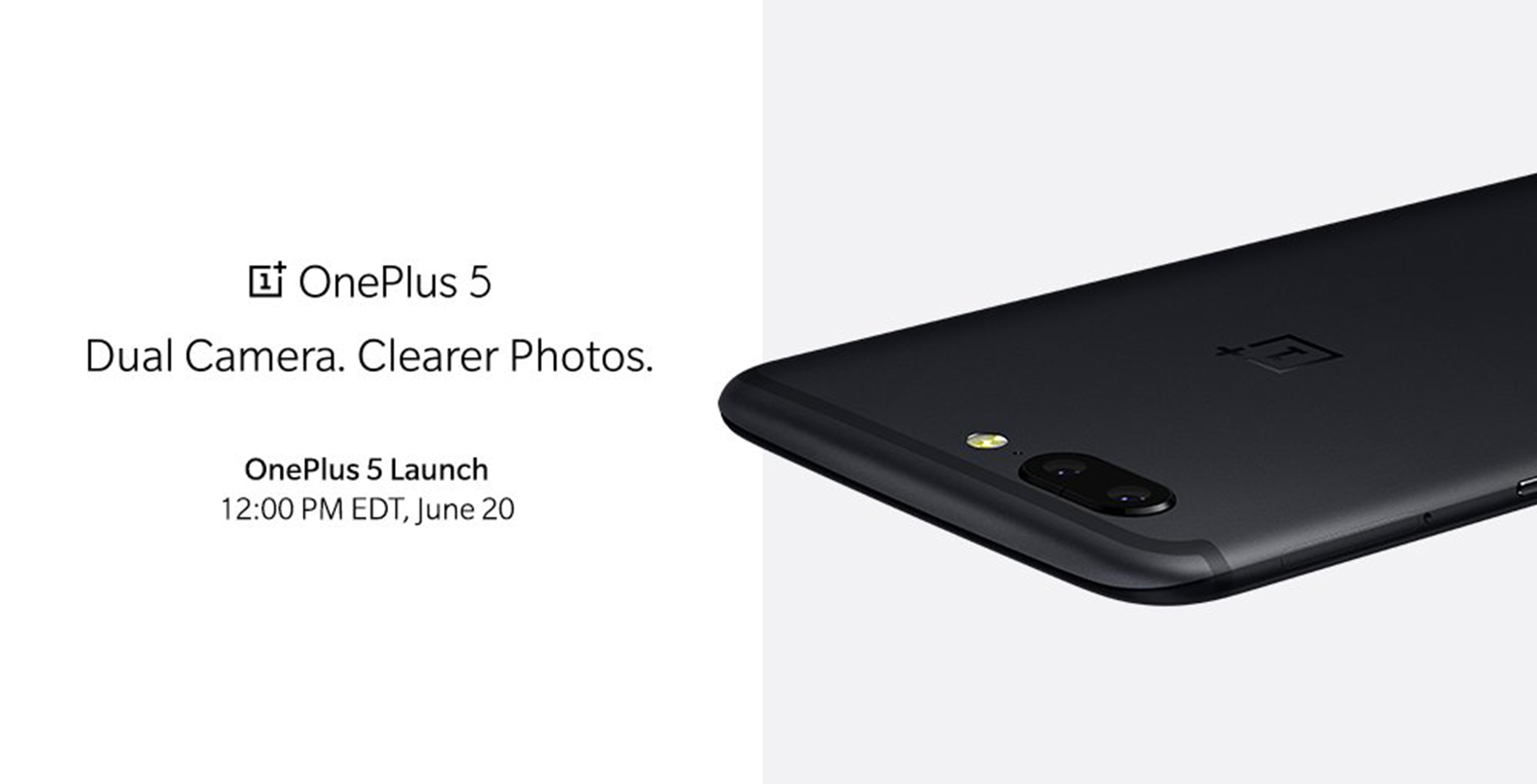 oneplus shows off oneplus 5 confirms dual camera