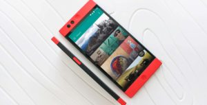 Nextbit's first and only smartphone, the Robin