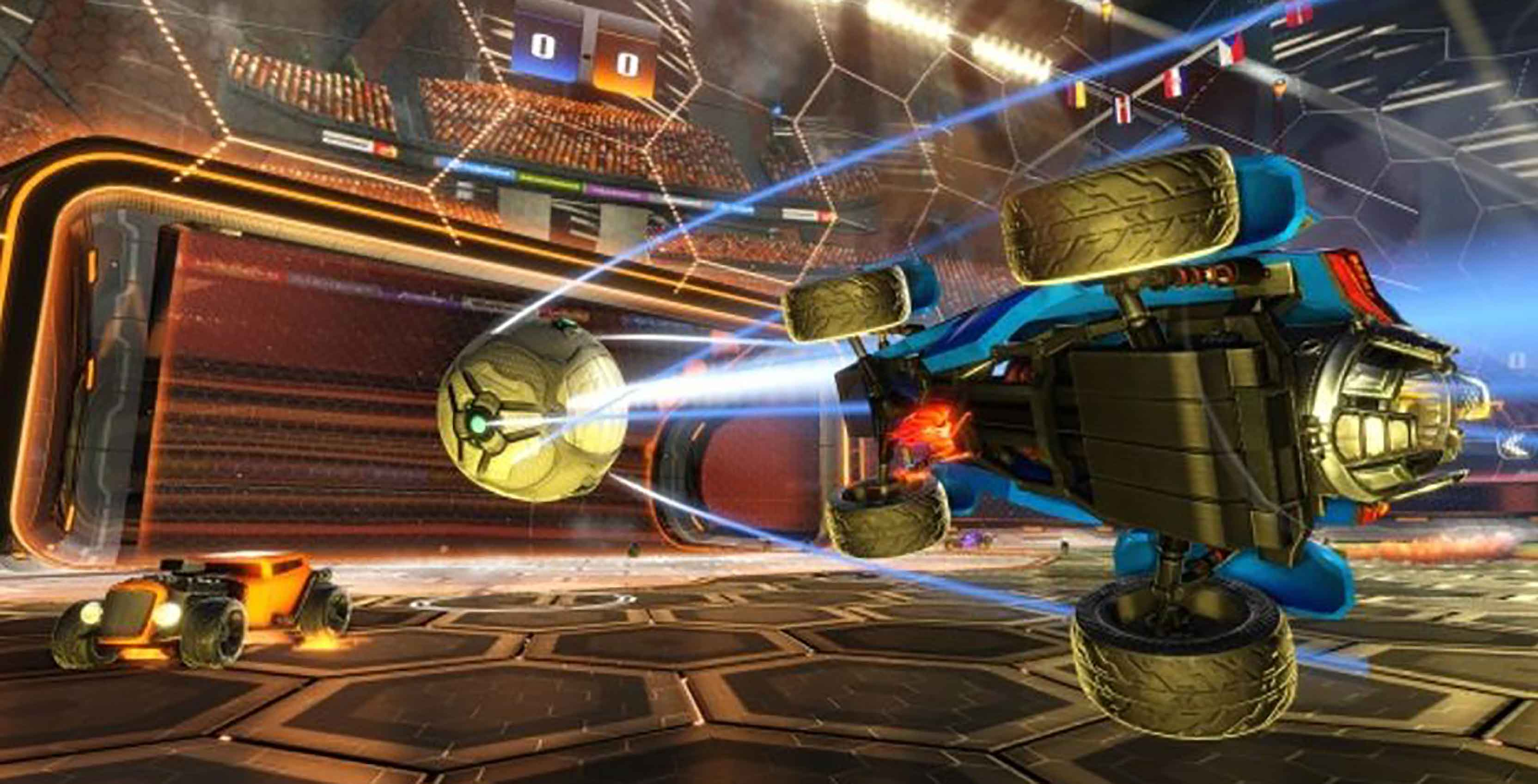 Psyonix wants the Nintendo Switch version of Rocket League