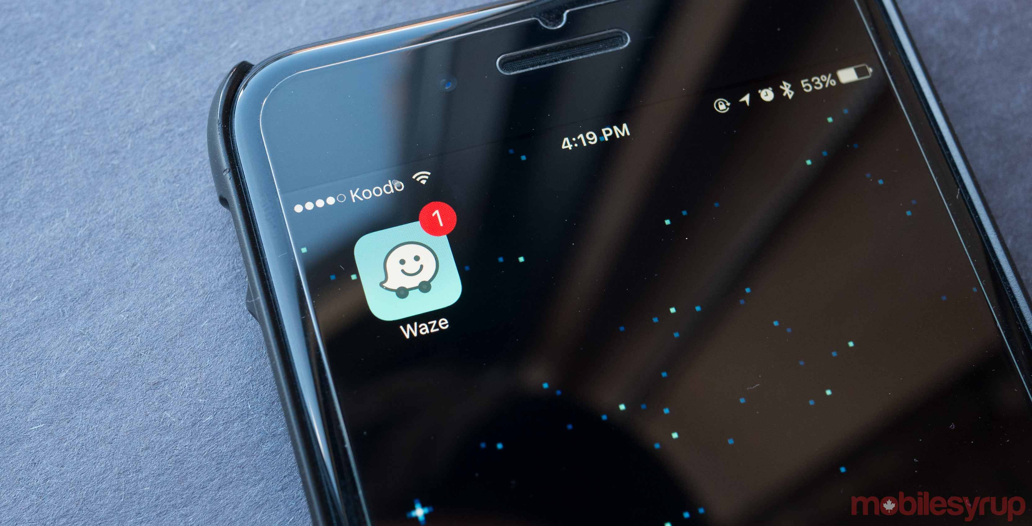 How to stop Waze from gobbling up your iPhone's battery life when