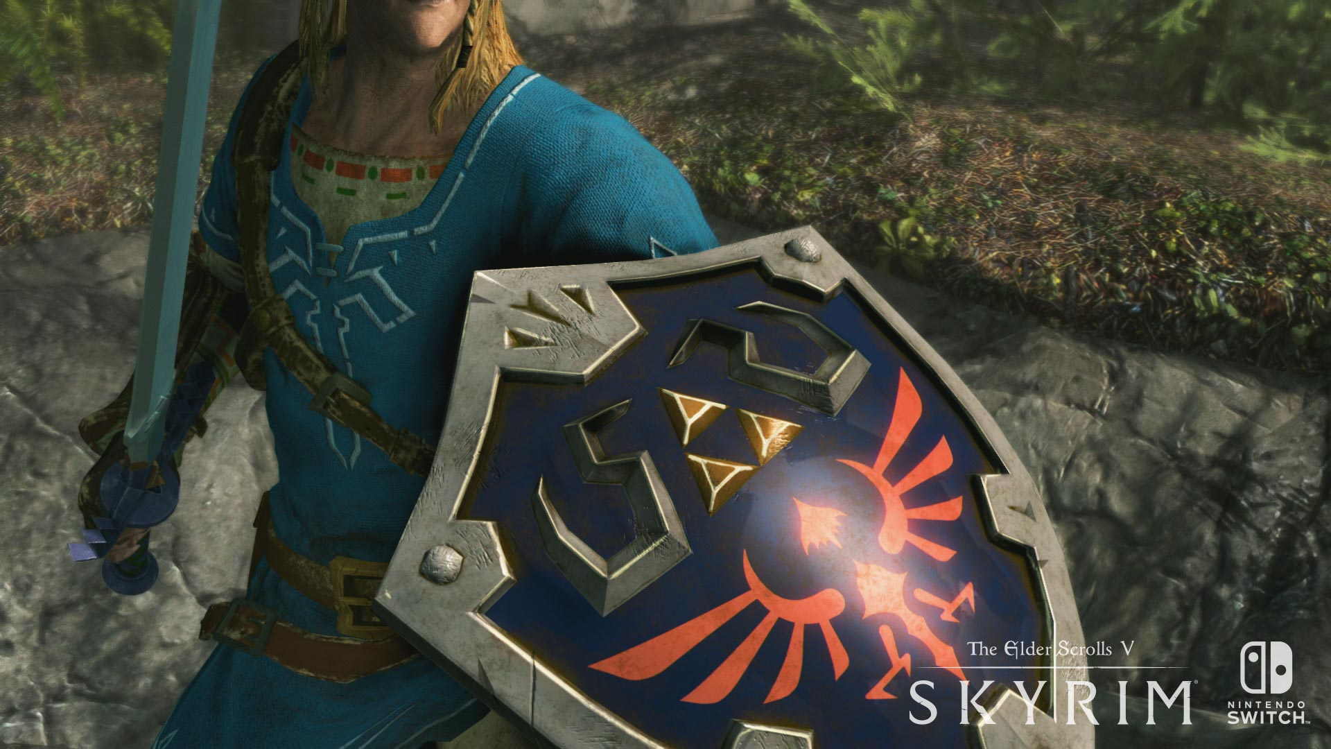 Bethesda Confirms Zelda Content Coming To Skyrim On