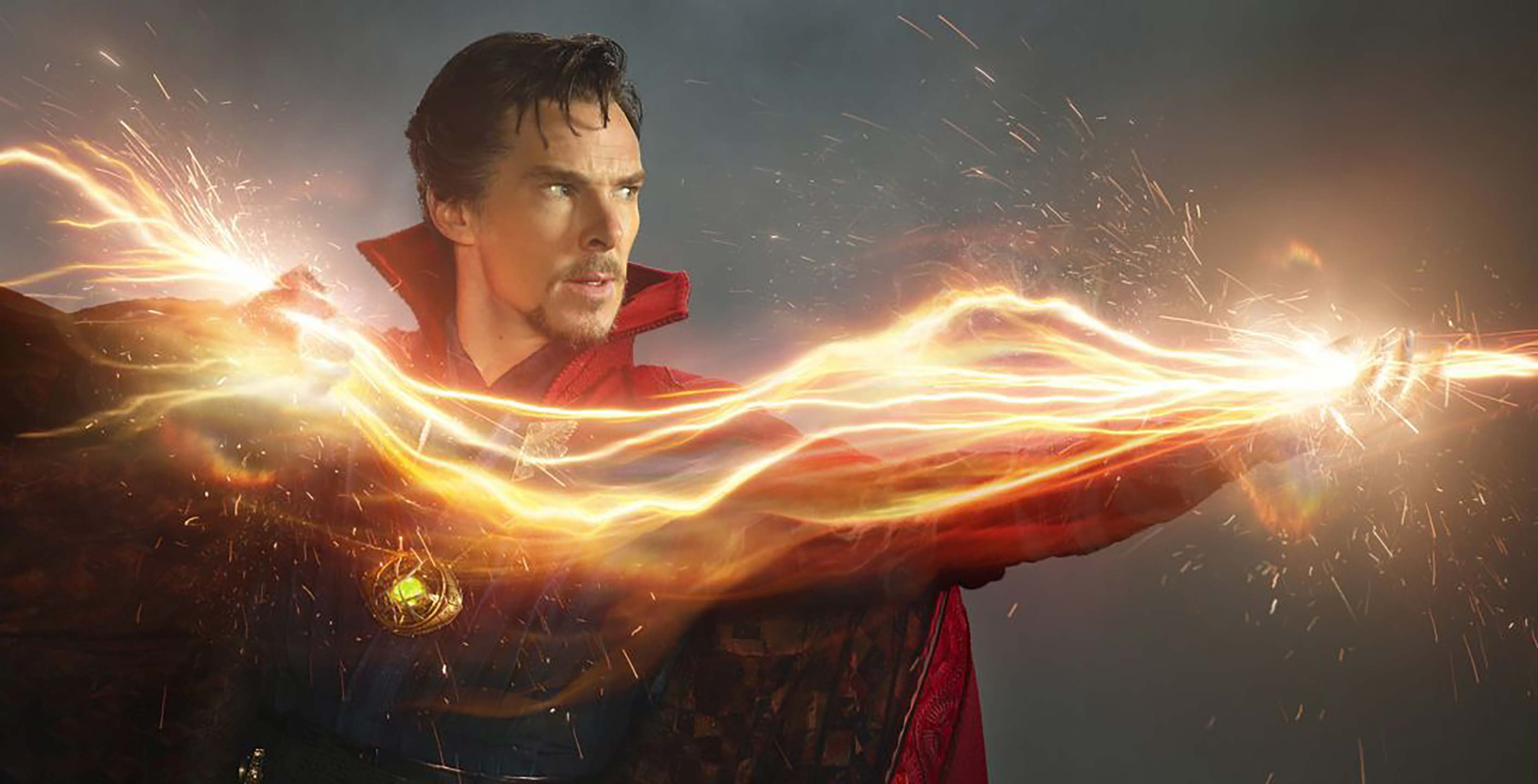 Doctor Strange Benedict Cumberbatch magic