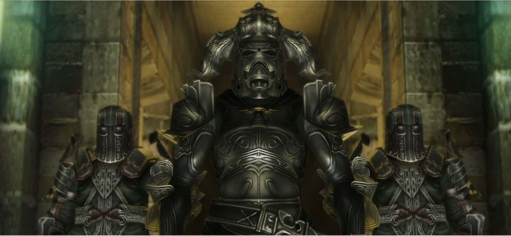 Final Fantasy XII Judge Magisters