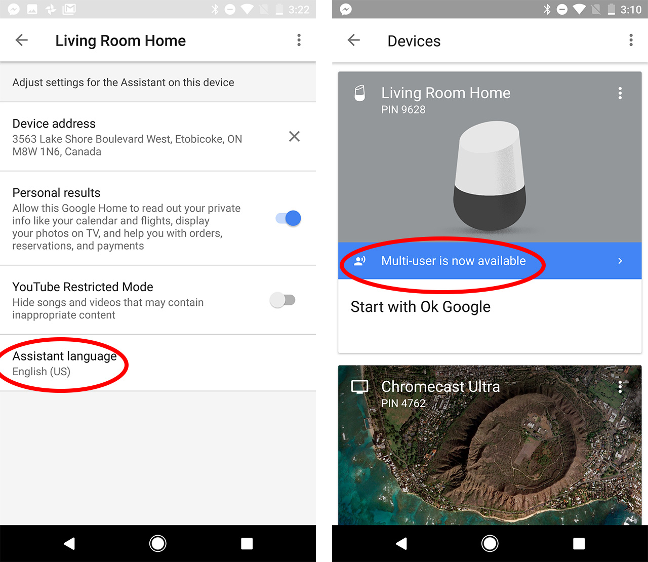 Google Home how-to