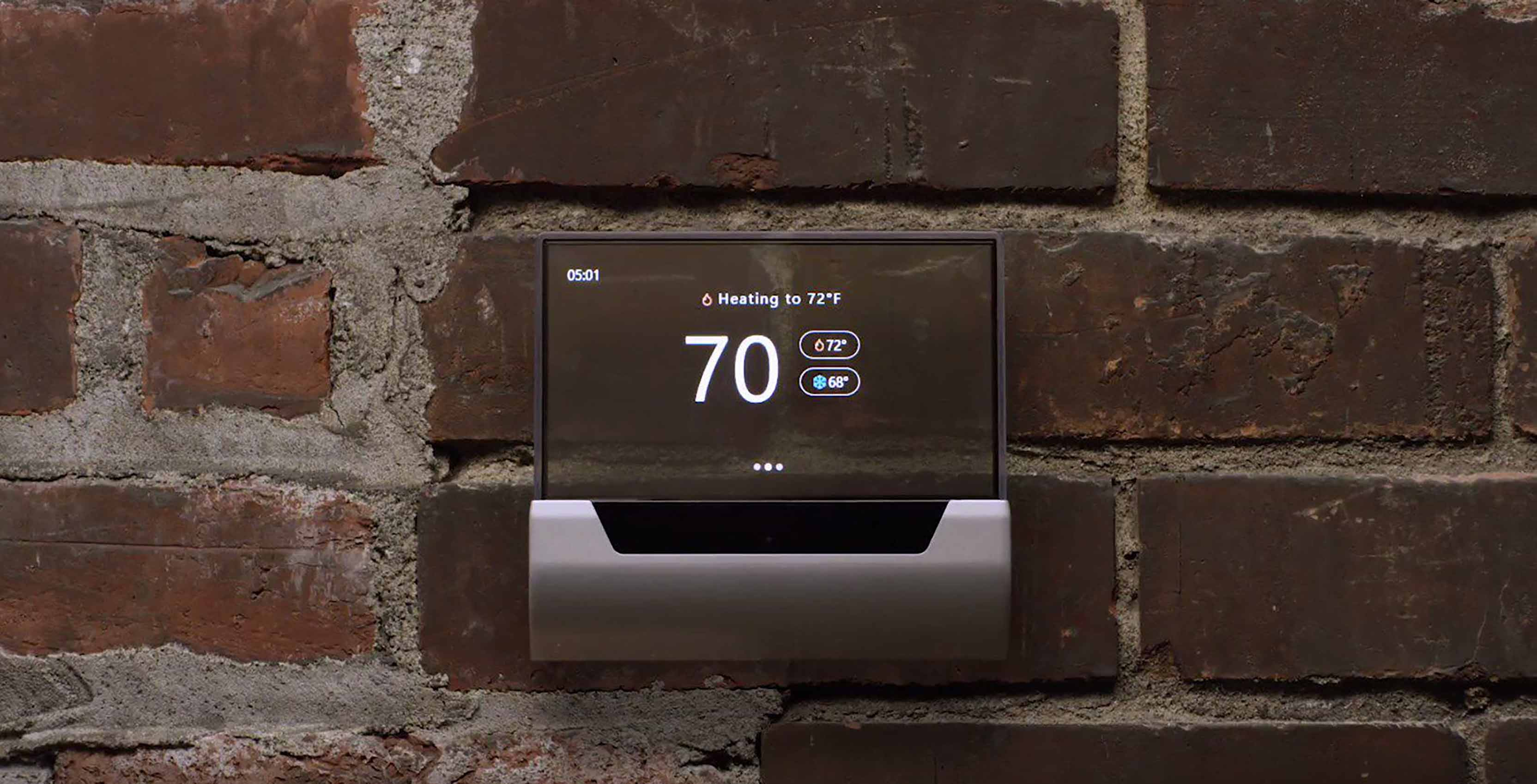 Microsoft GLAS thermostat