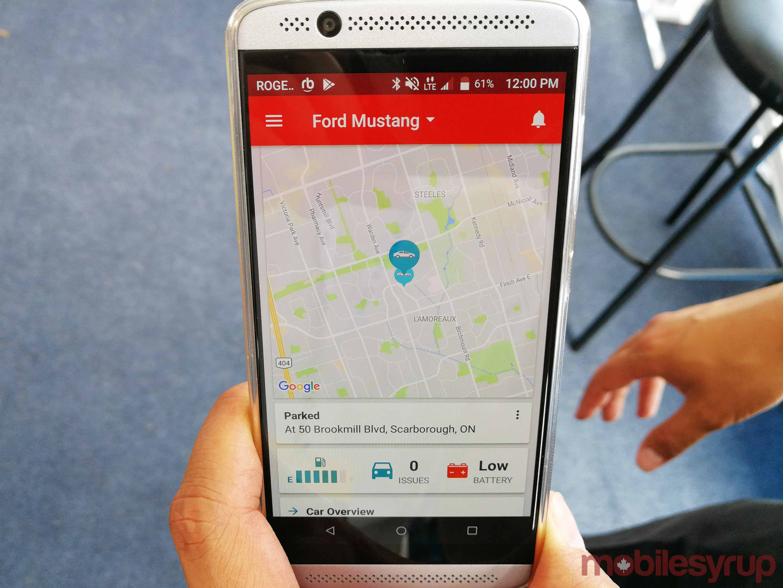 Rogers Smart Drive app