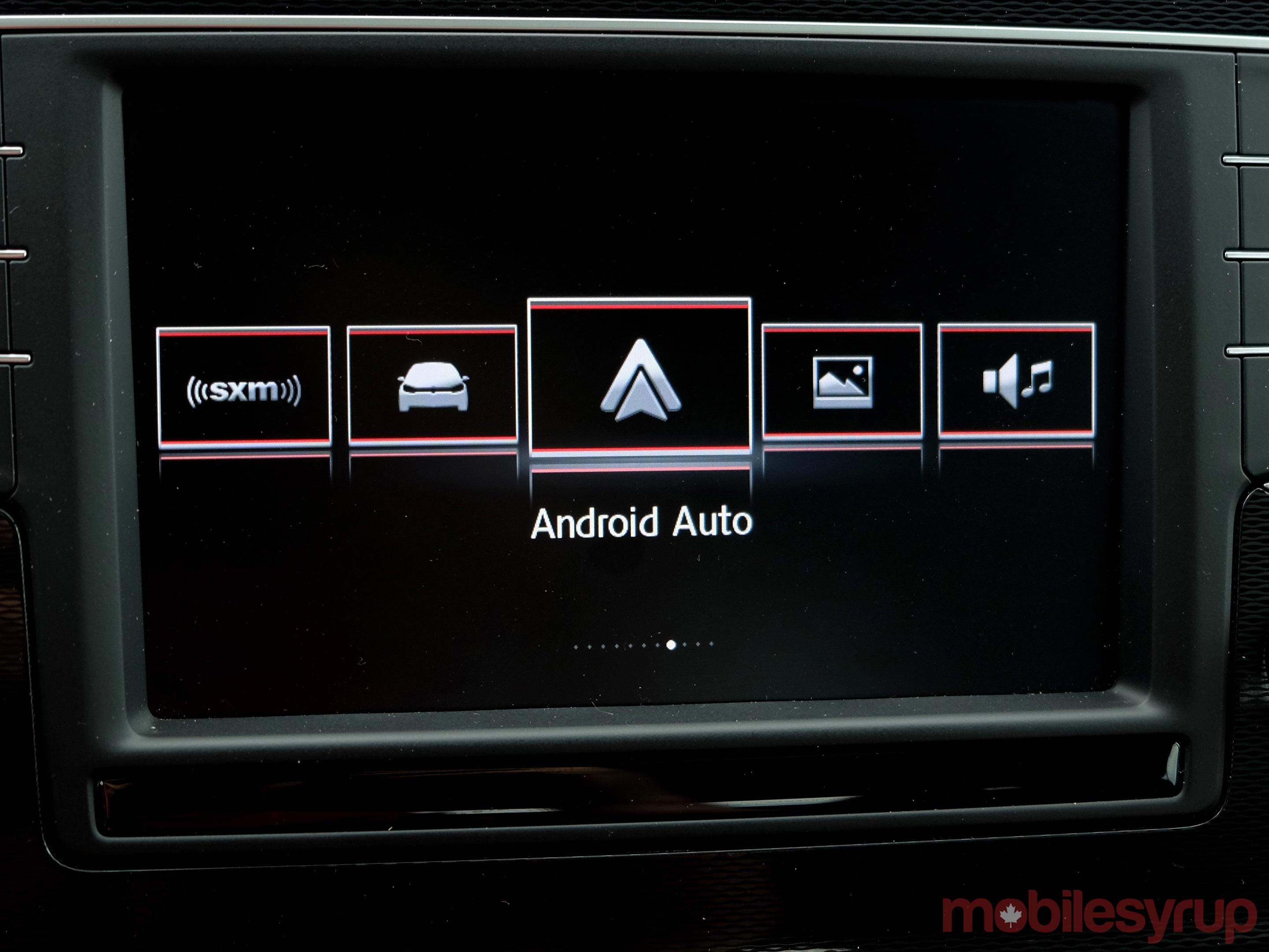 VW MIB Interface