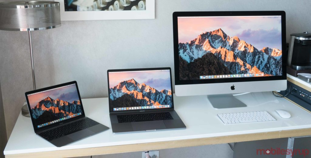 Apple Canada now offering $2,000 credit for Mac and PC trade-ins