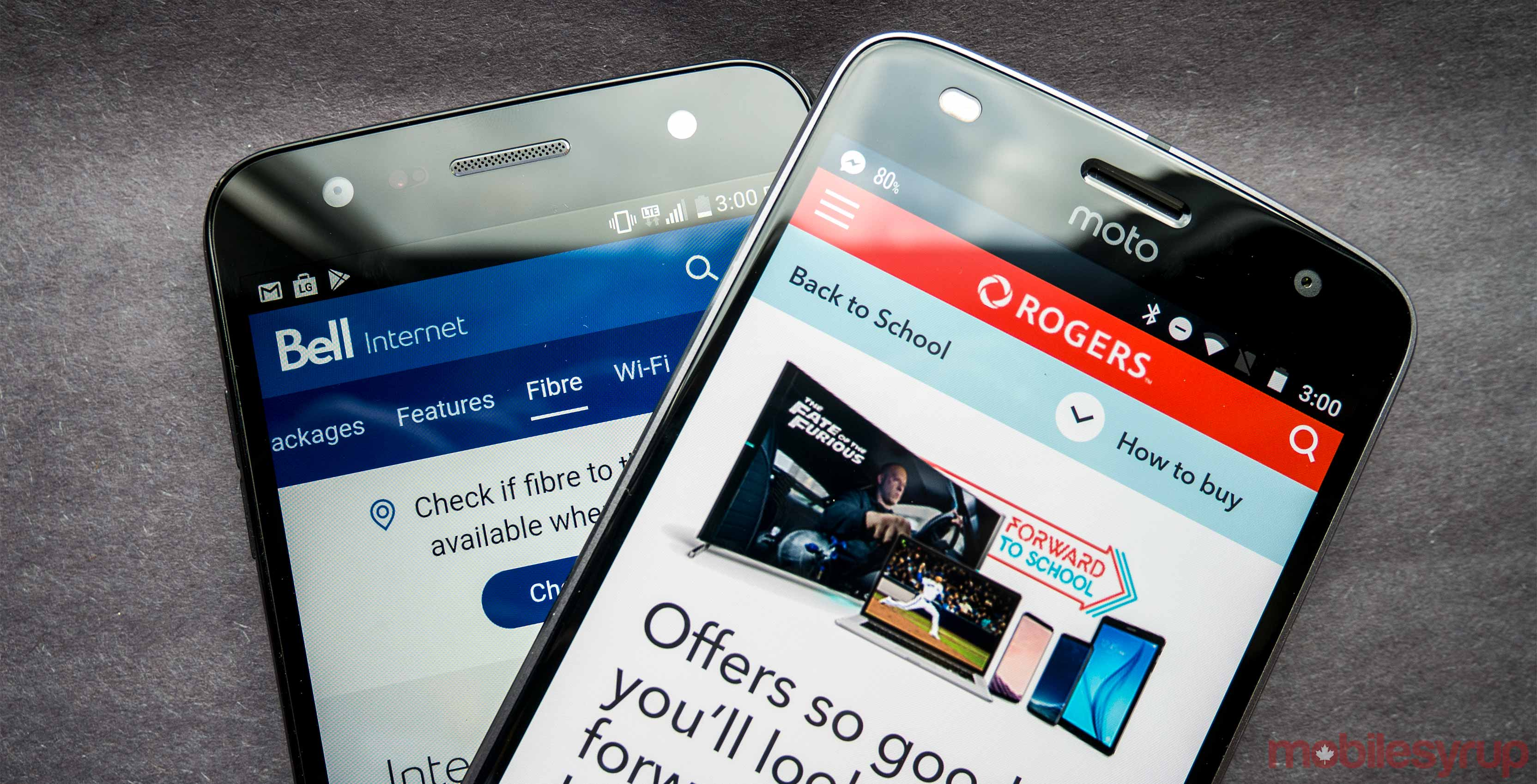 Rogers And Bell Offer 75 20gb Promotional Plans