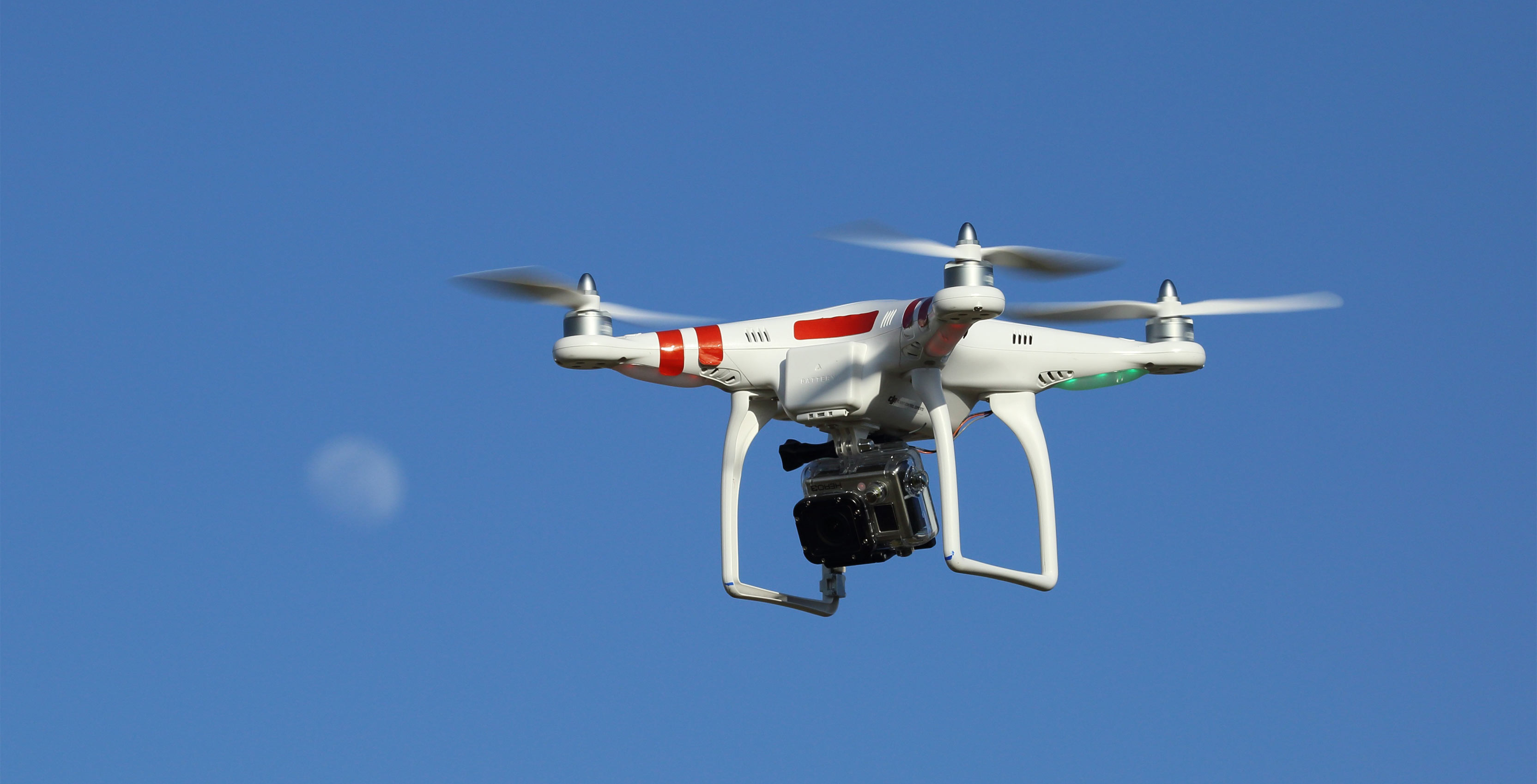 Aerial drone regulations released