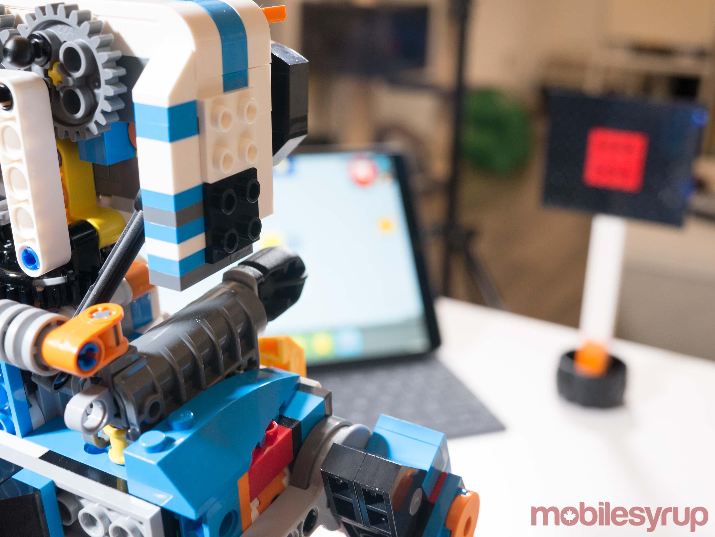 Lego Boost gun