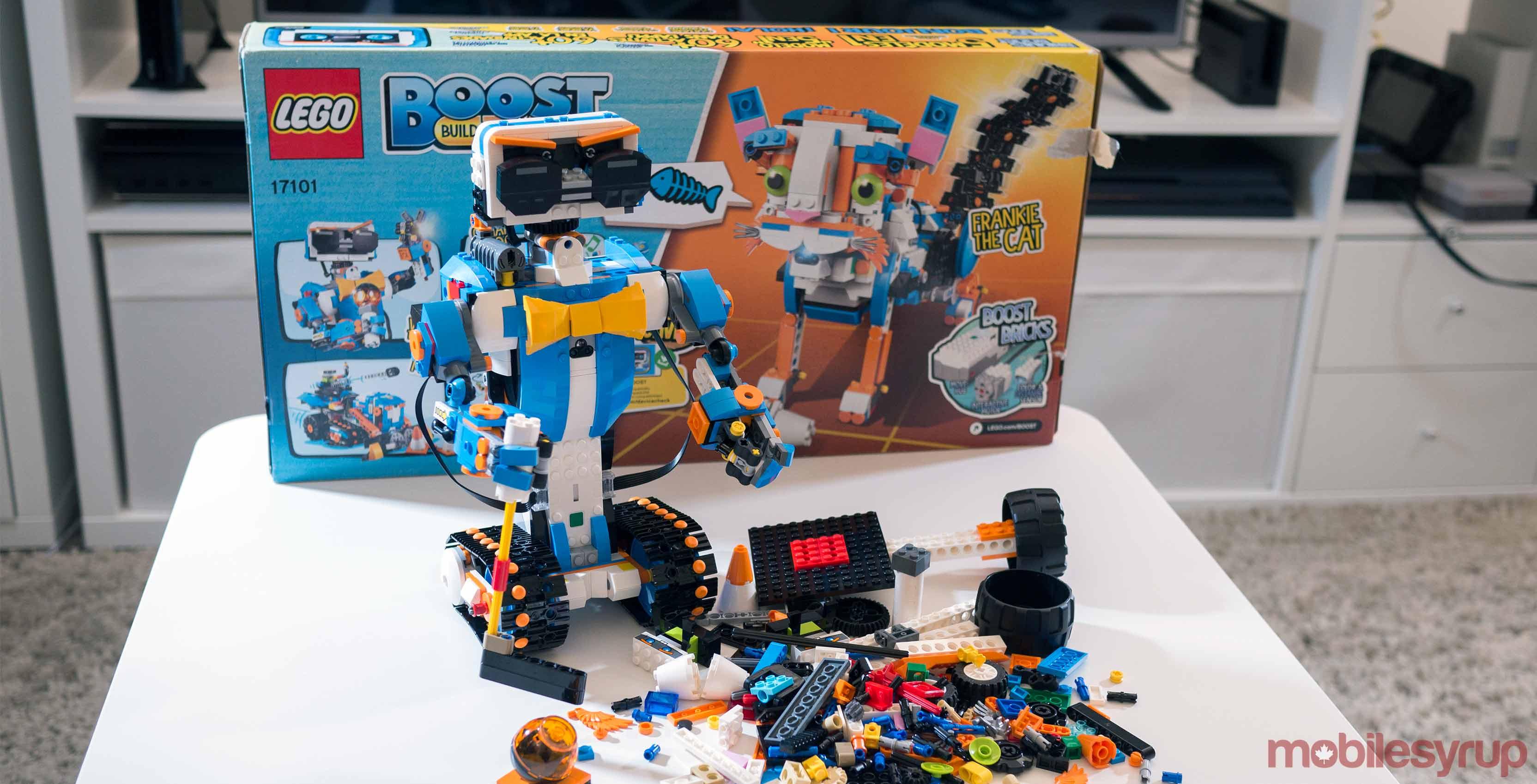 Lego Boost set
