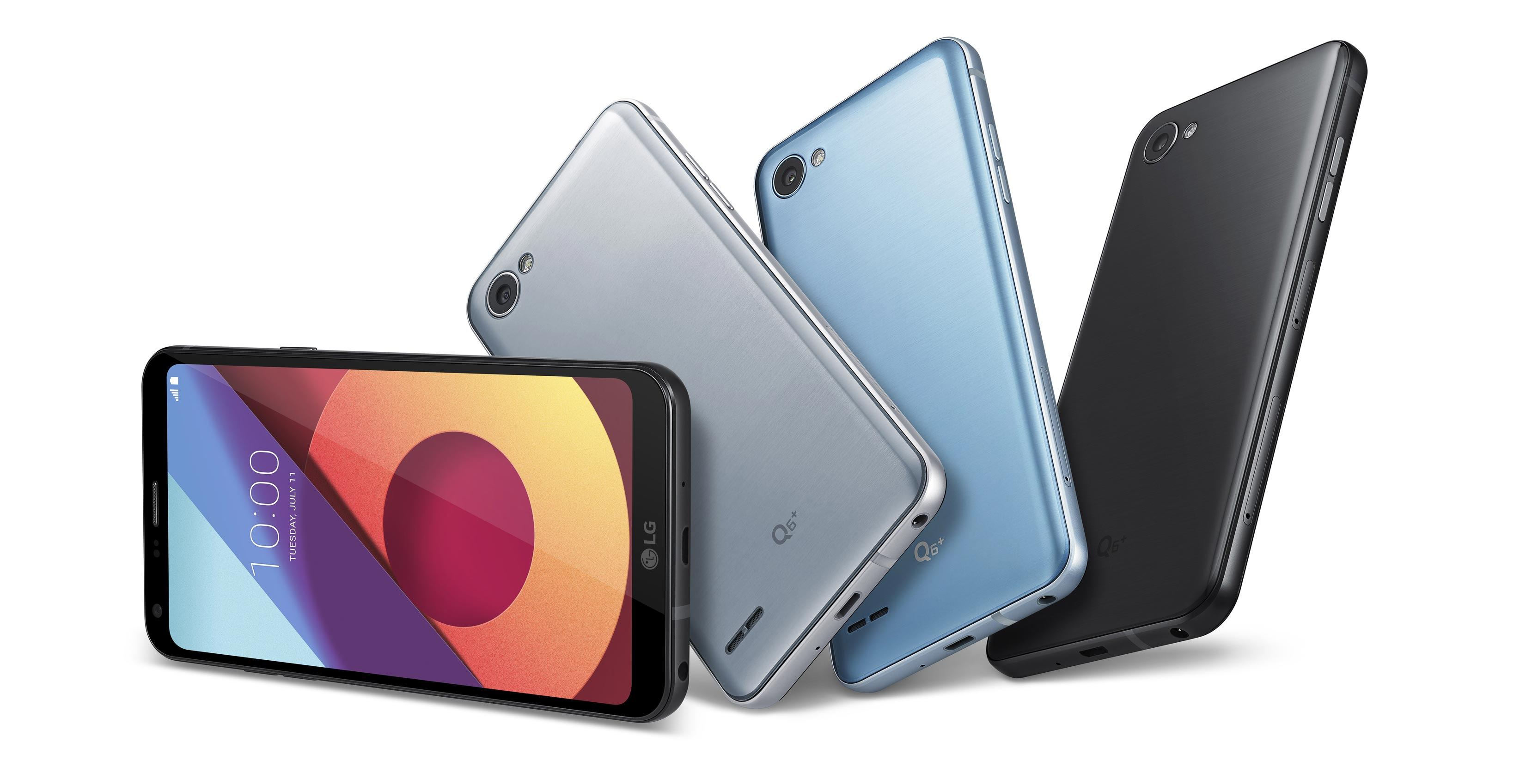 LG Q6 series smartphone