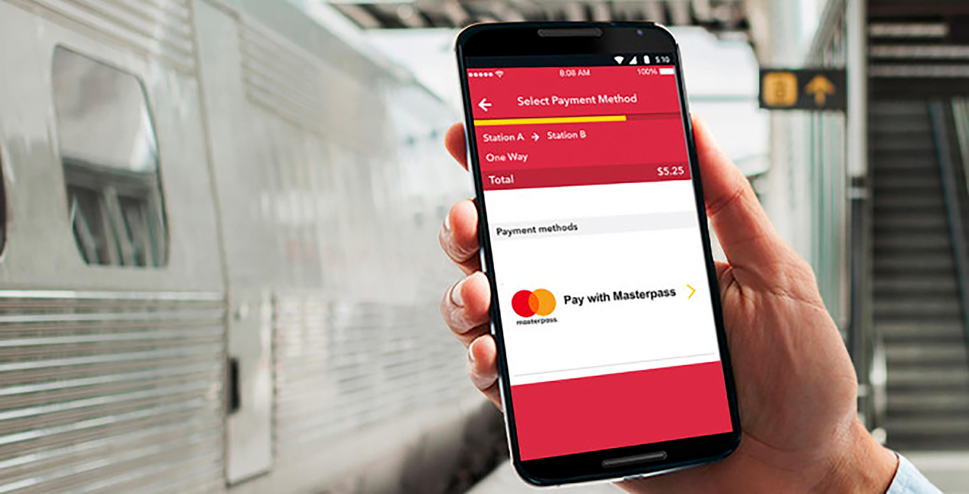 Masterpass on devices
