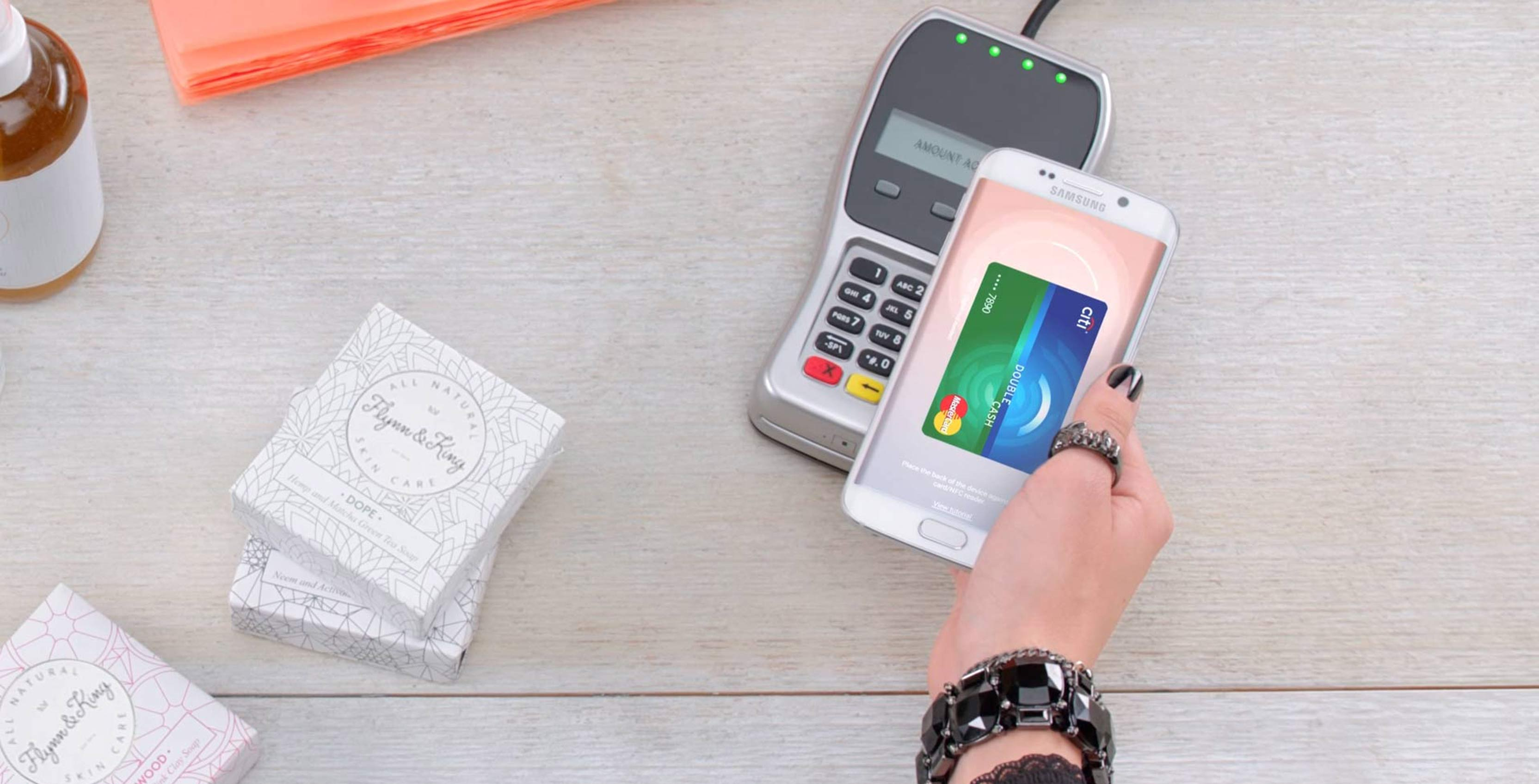 Samsung Pay now works with Scotiabank and ATB Financial, supports