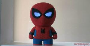 Spider man sphero