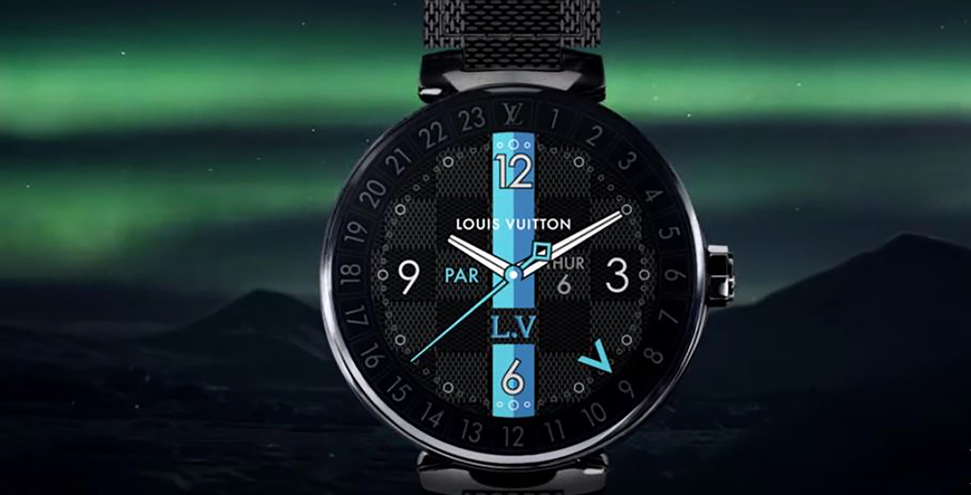fc9922bafff6 Louis Vuitton s Tambour Horizon smartwatch launches with  3