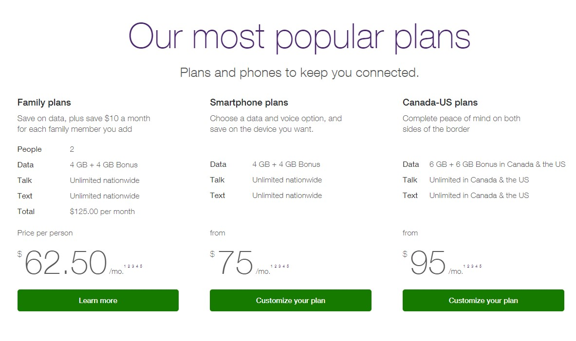 Telus's website indicates that customers should hurry up and get this because the sale won't last. The promotion is available for any two-year Optik TV and internet bundle, as long as you're not subscribed to Optik TV and internet within the past 90 days.