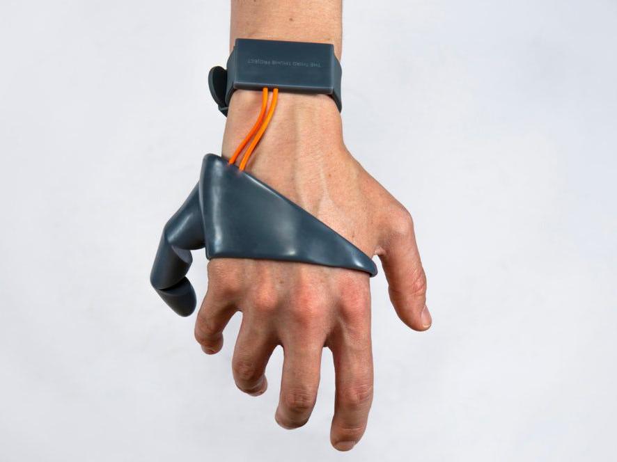 the third thumb