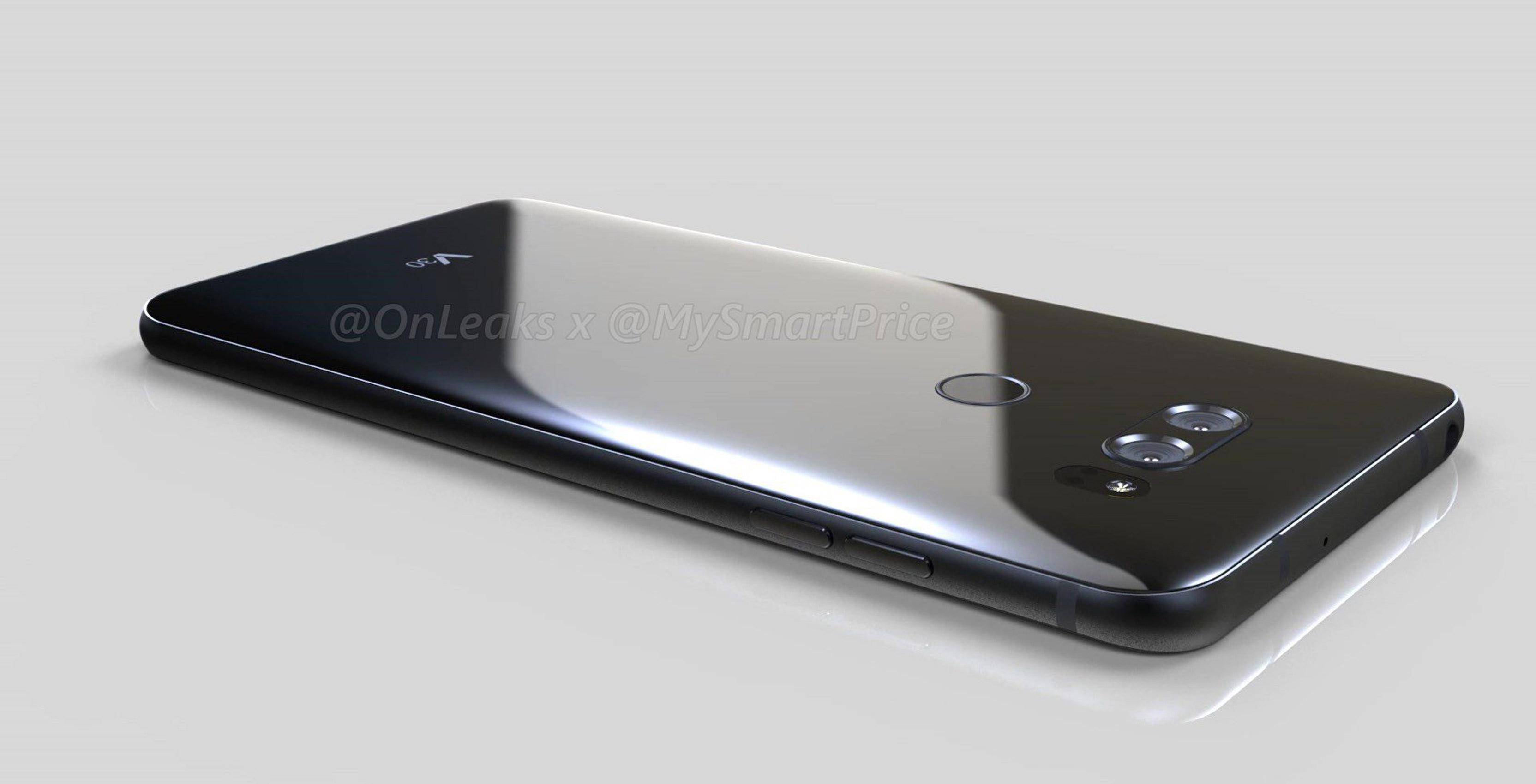 LG V30 leak