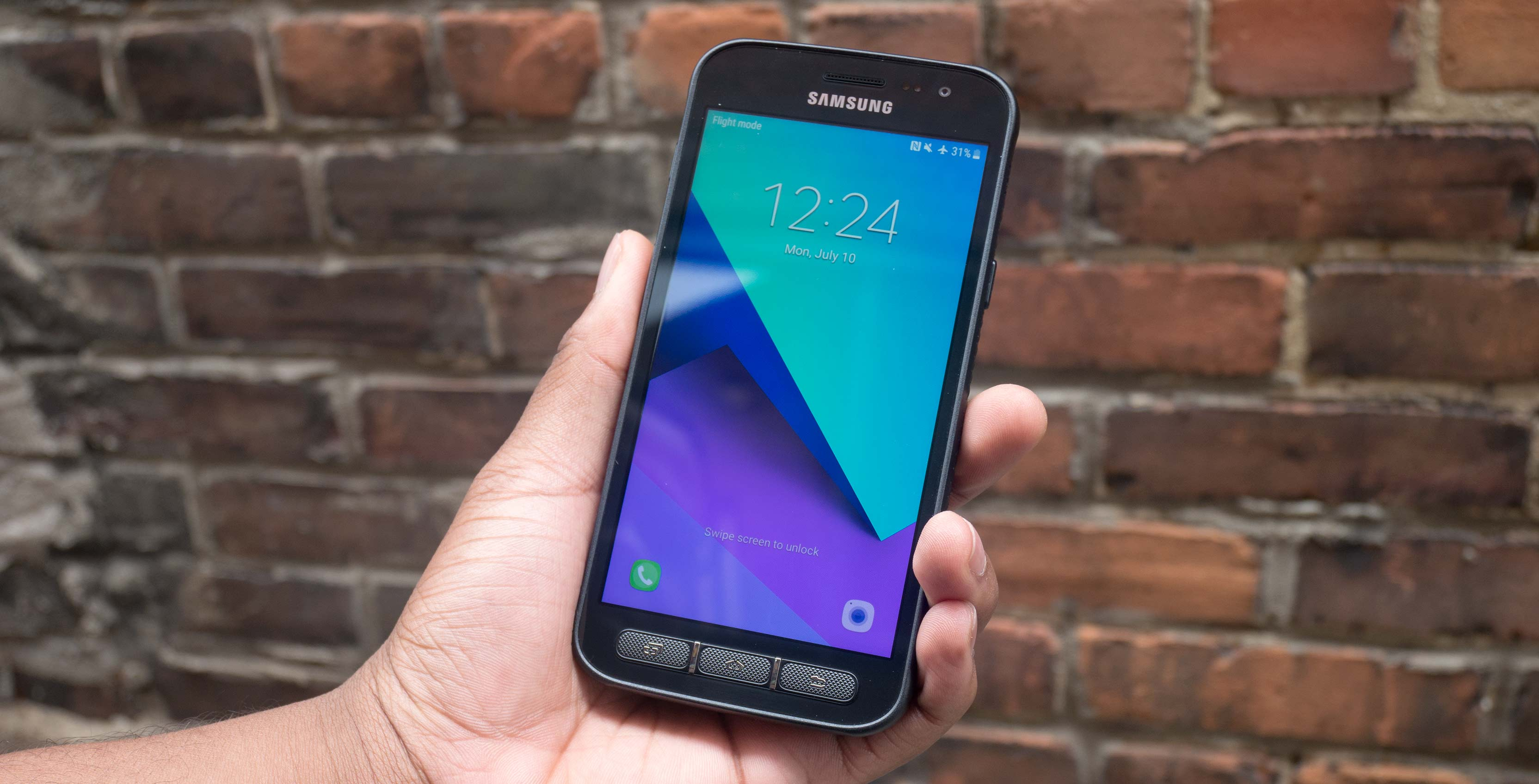 new style b3b2a 9cdc1 Samsung Galaxy XCover 4 Review: It's a phone, not a case