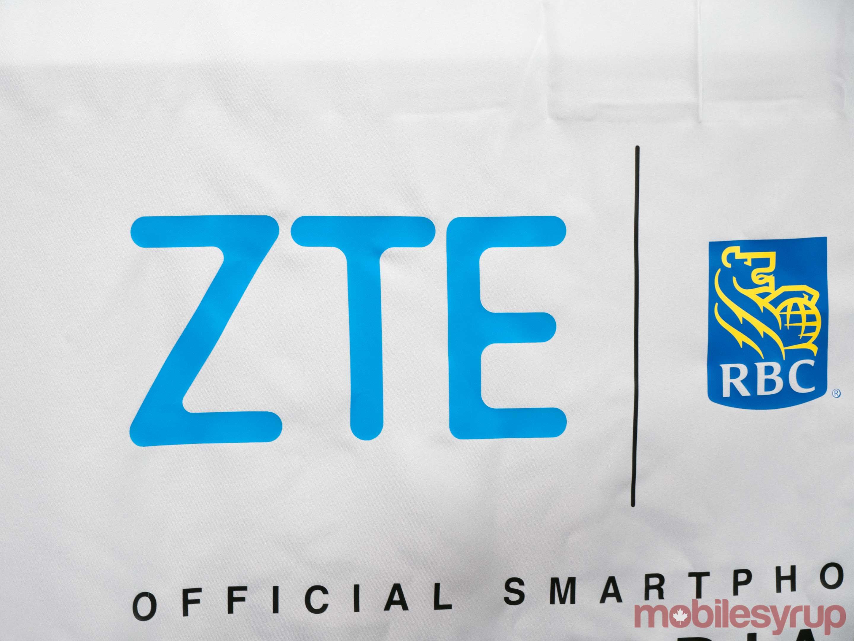 ZTE Canada logo