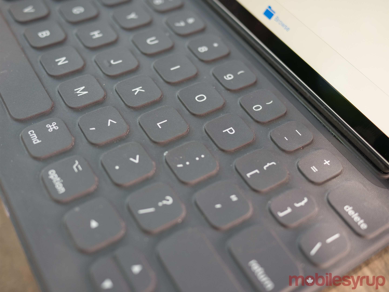 10.5-inch iPad Pro keyboard