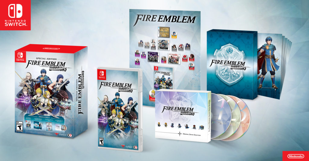 Fire Emblem Warriors Special Edition for Switch