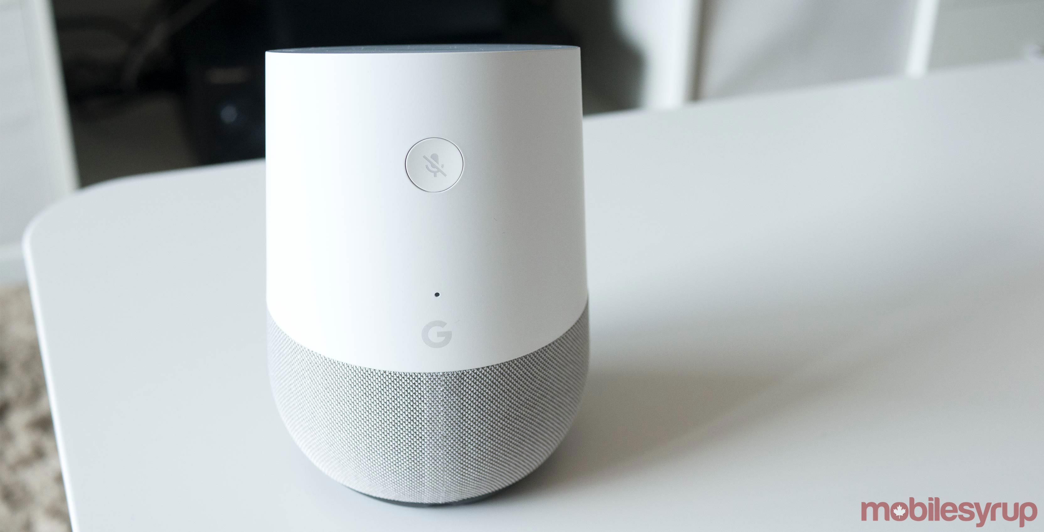 Google Takes On Amazon Echo With 'Stereo Sound' Google Home