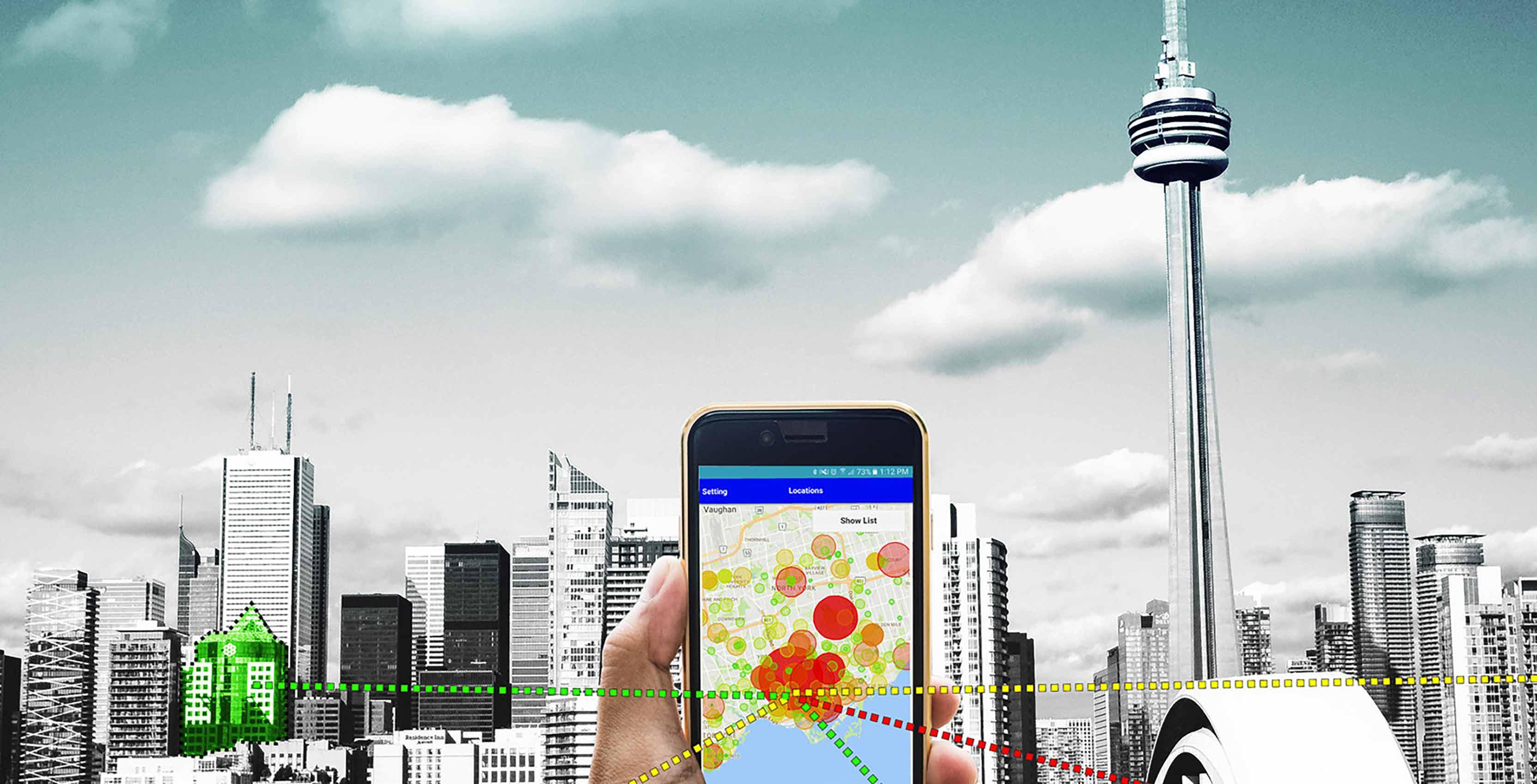 Screaming Power Toronto app