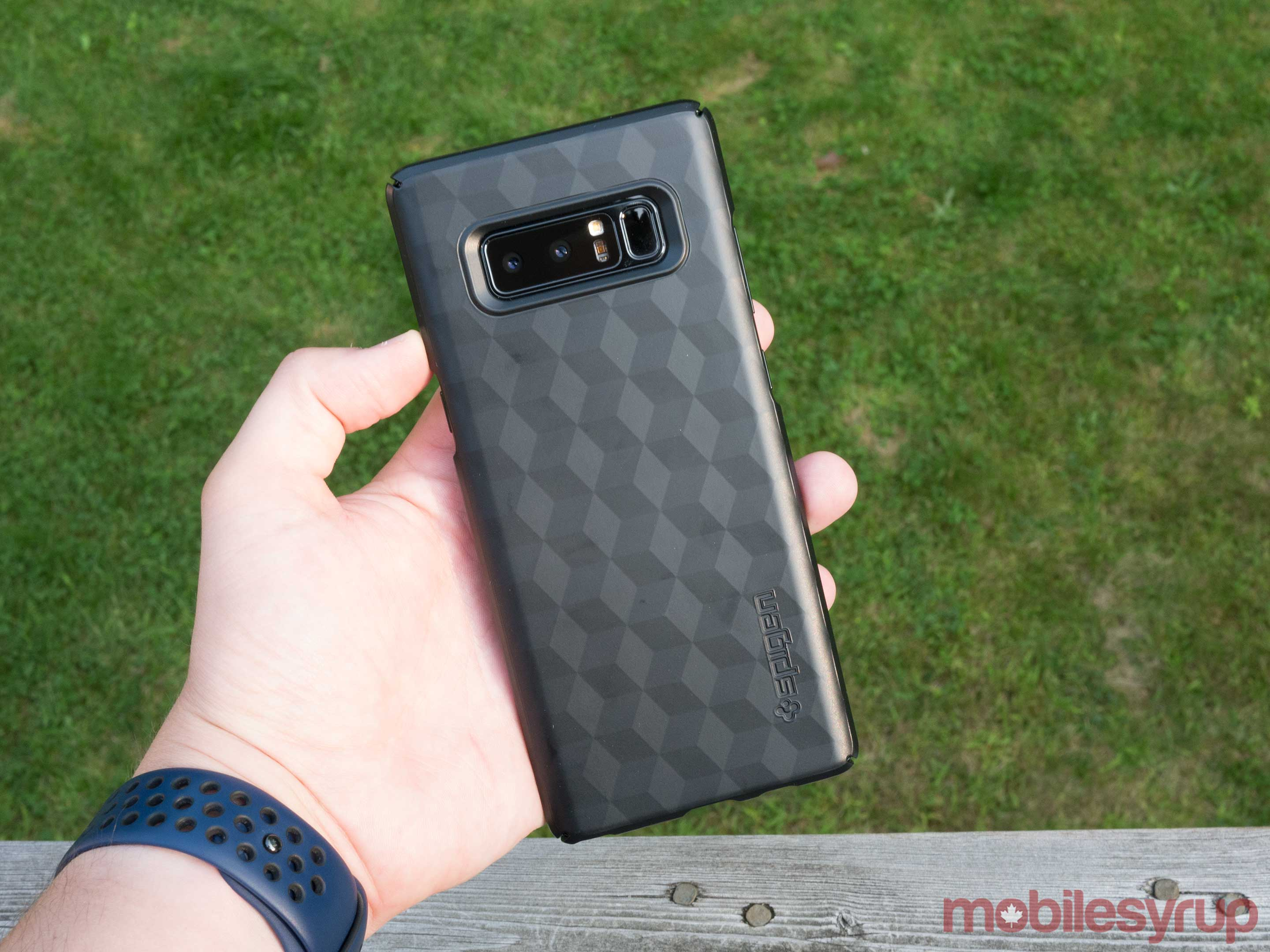 new styles 537b2 80cc8 Here are Spigen's Samsung Galaxy Note 8 cases