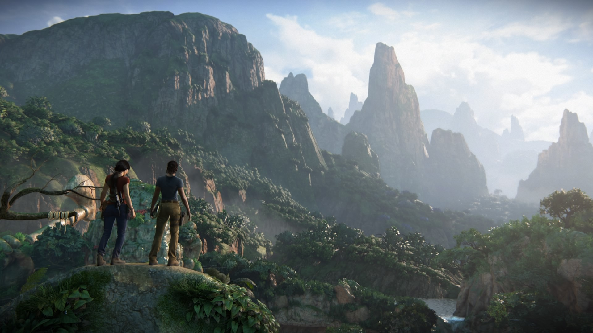 Naughty Dog Developers Discuss Creating The Unique Indian