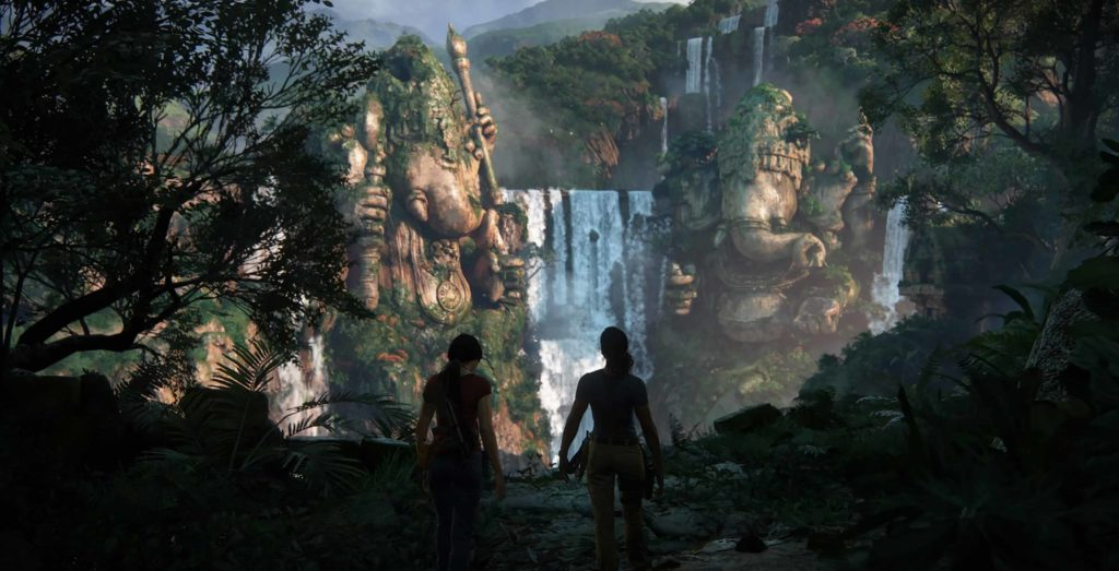 Uncharted The Lost Legacy Girls Trip This Week In Gaming