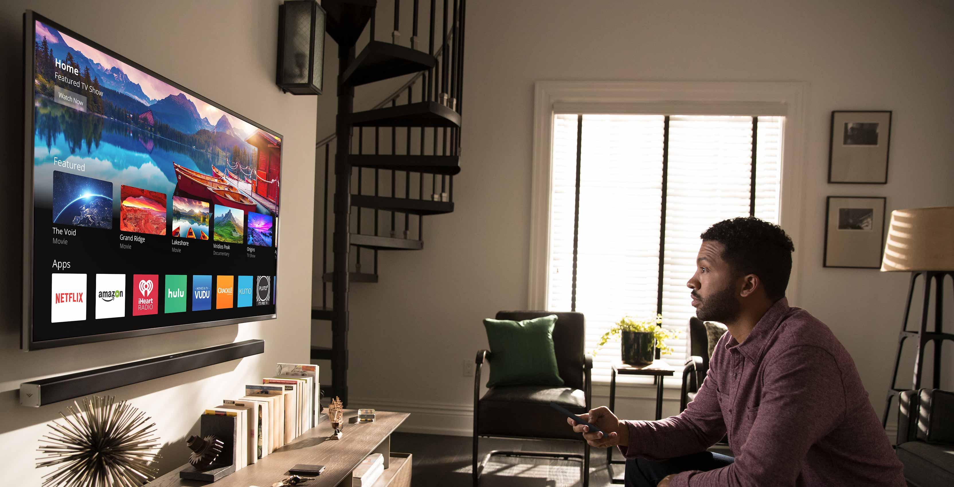 Vizio SmartCast TV launches in Canada for quicker app use