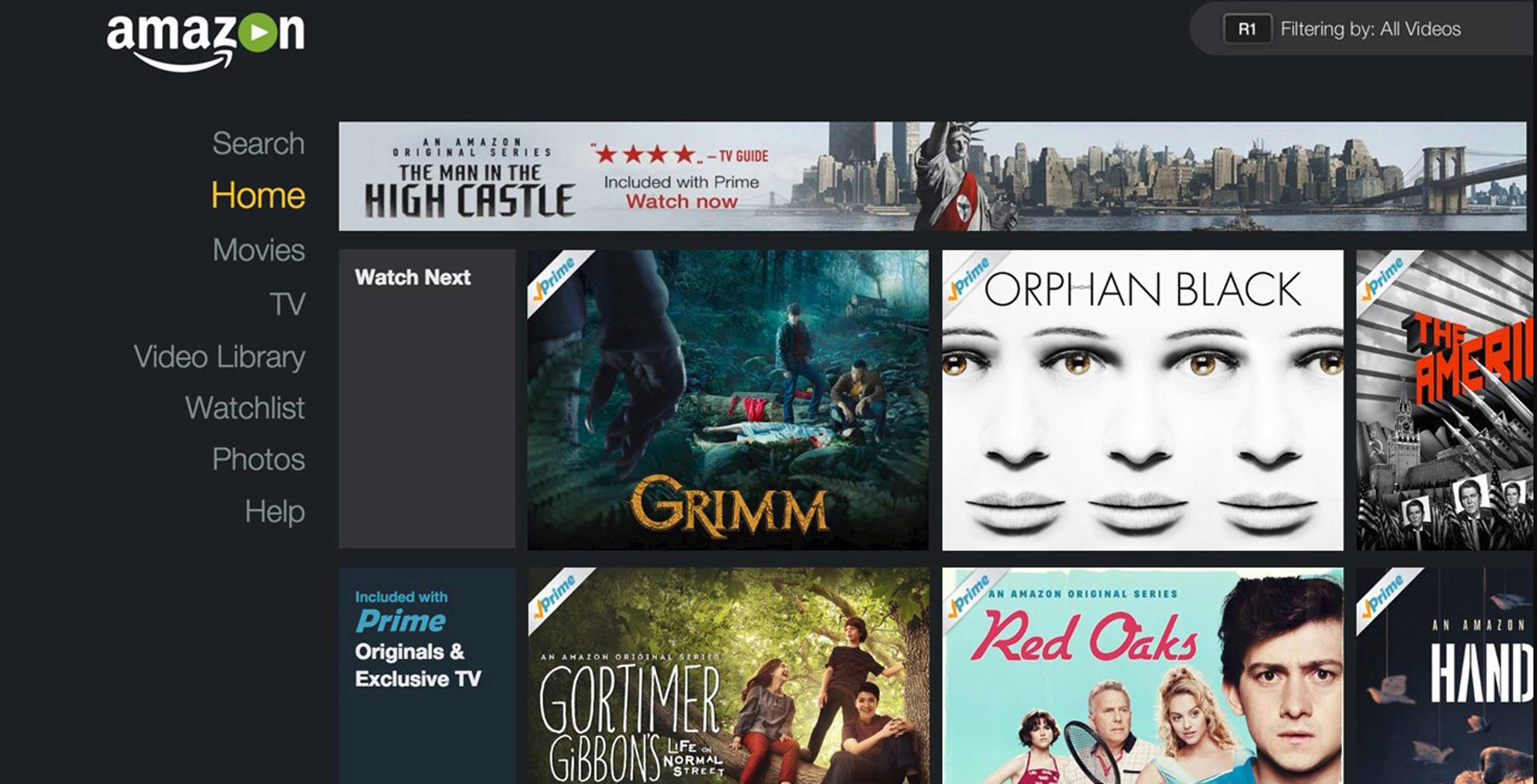 Amazon launches Prime Video PlayStation 3 and PlayStation 4 apps in