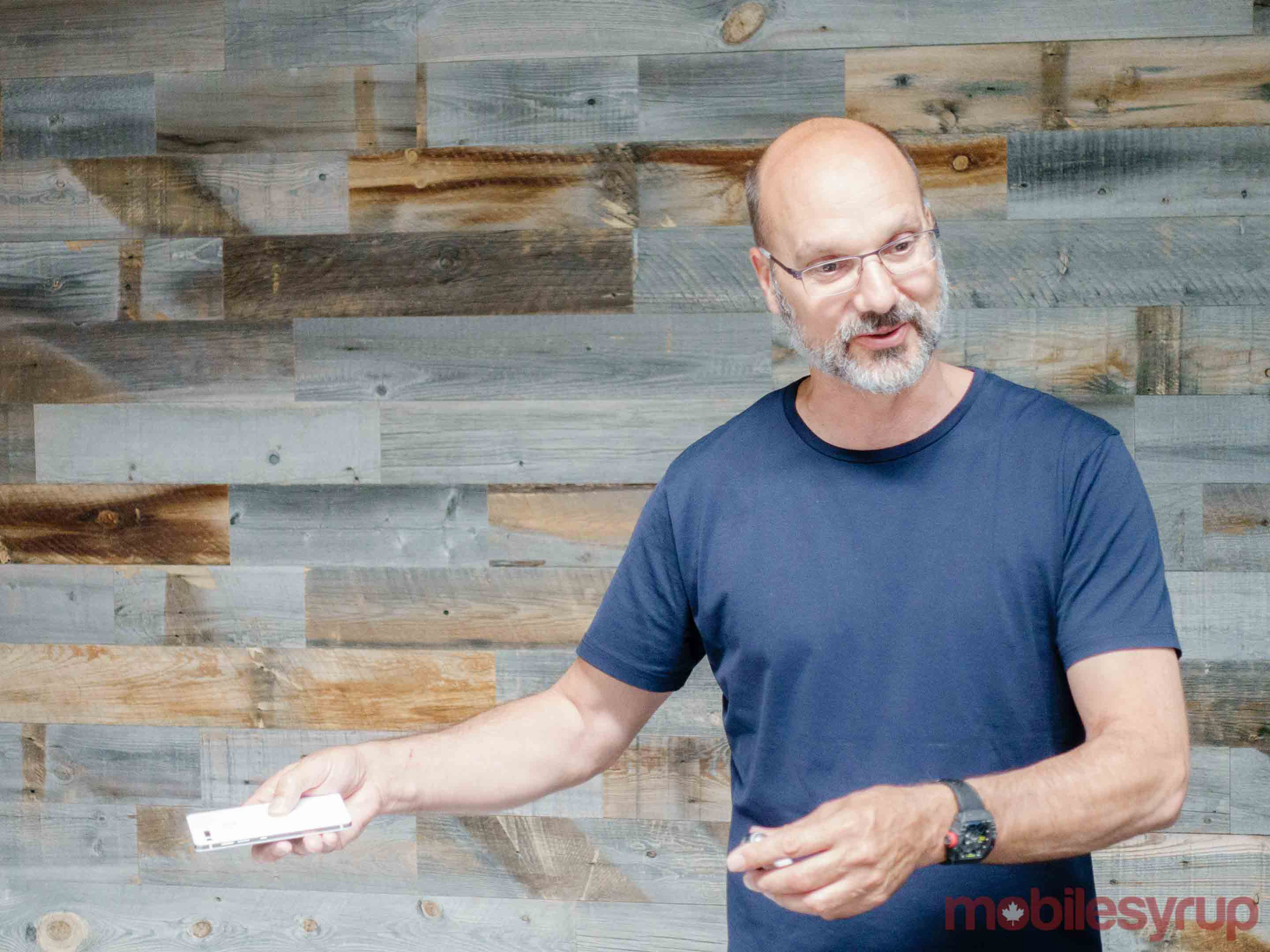 Photo of Andy Rubin