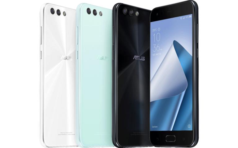 Asus unveils photography-focused ZenFone 4 series