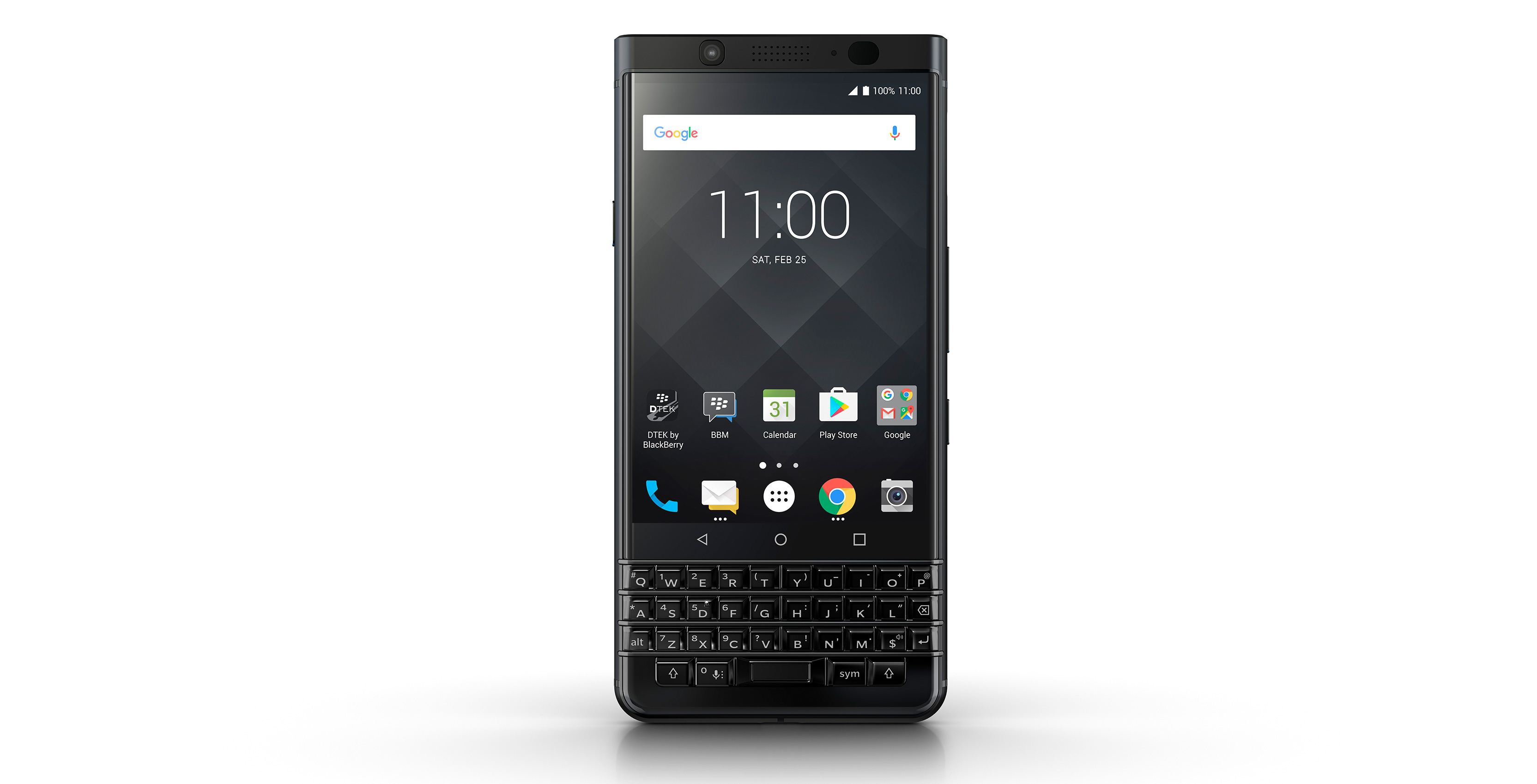 TCL states BlackBerry KEYone is selling great, new handset arriving in October
