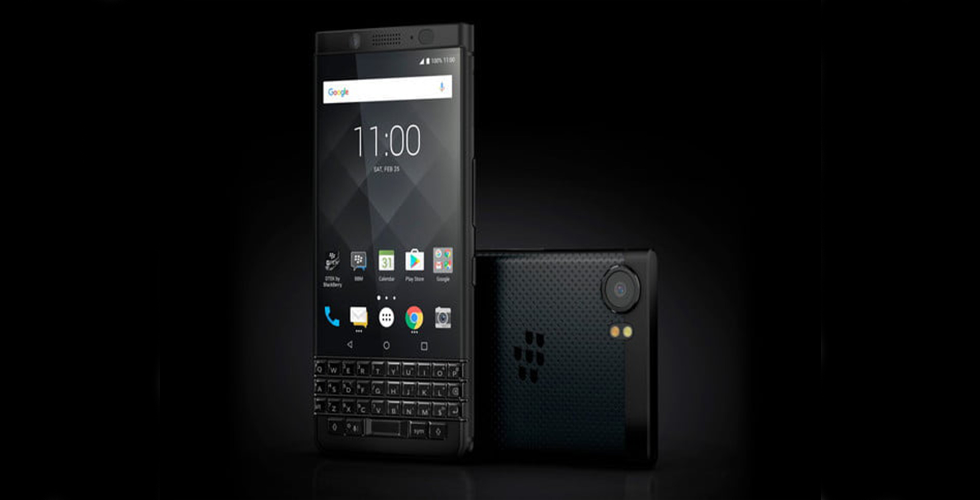 BlackBerry's KEYone Limited Edition Black now Available via Amazon in India