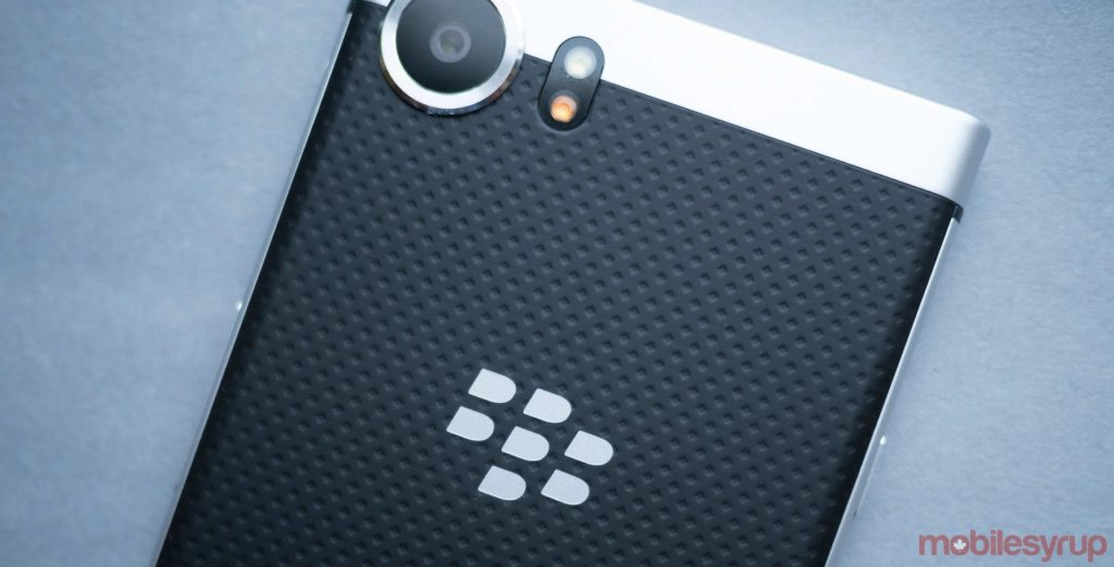 Android Oreo now rolling out to BlackBerry KEYone devices in Canada