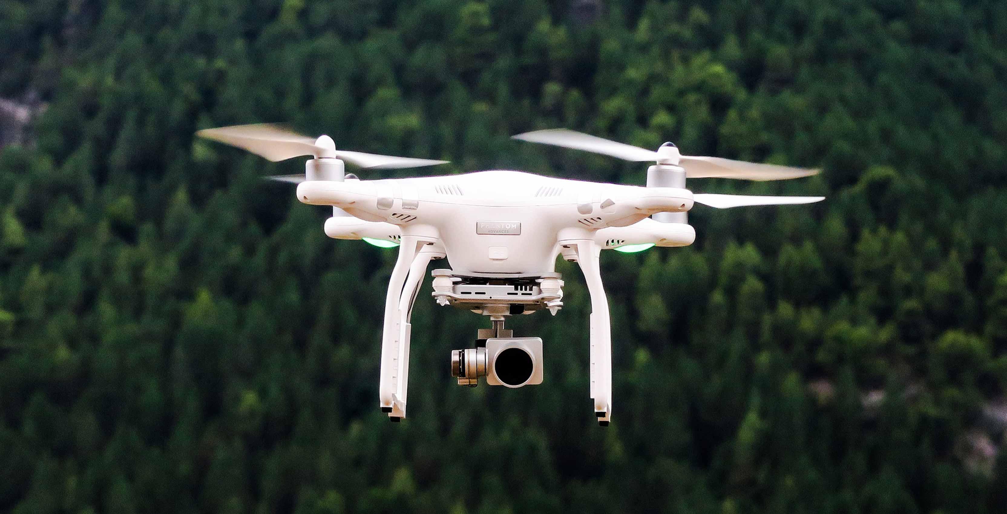 DJI Phantom drone