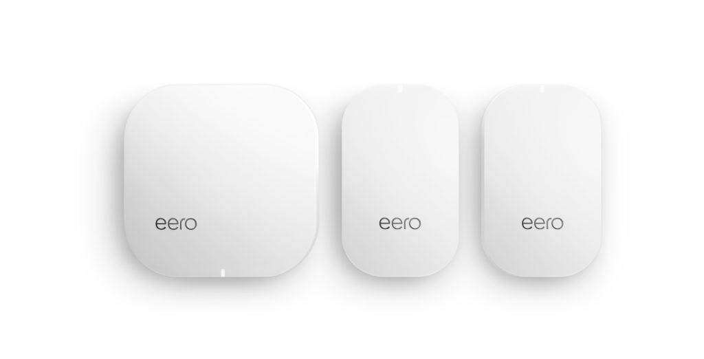 Amazon-owned mesh router company Eero found a new way to make money