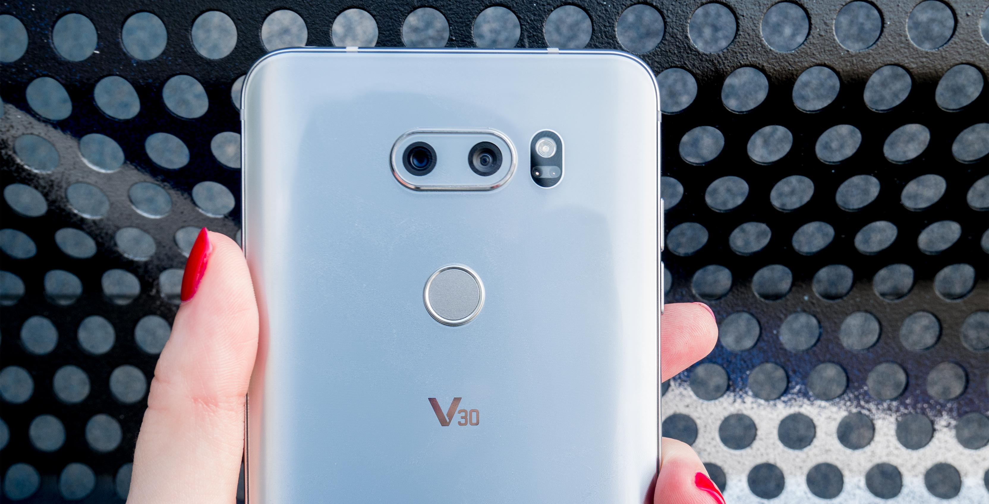 The V40 ThinQ (Storm) could be LG's fourth flagship phone of 2018