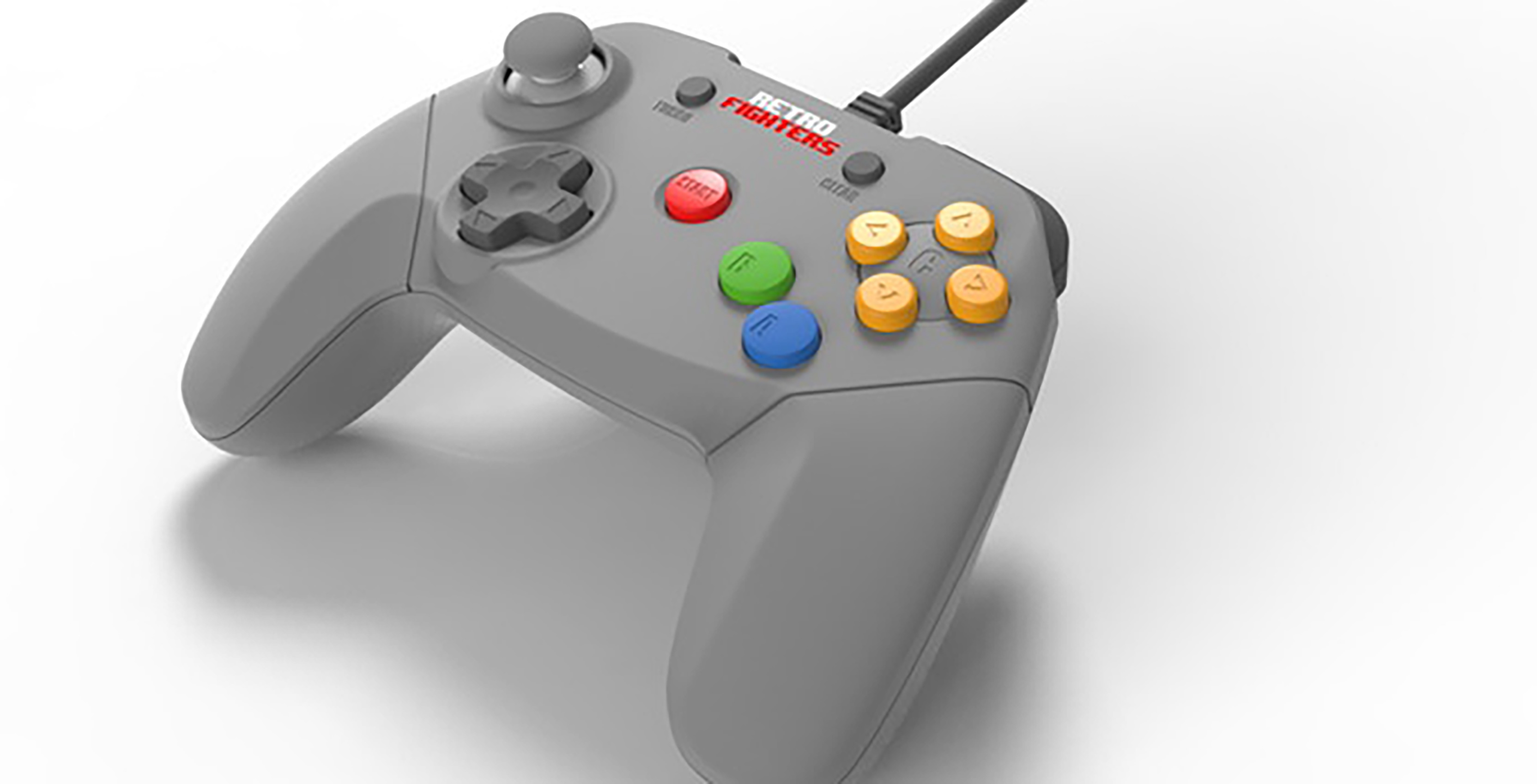 Kickstarter Campaign Crowdfunds A Modern Day N64 Controller