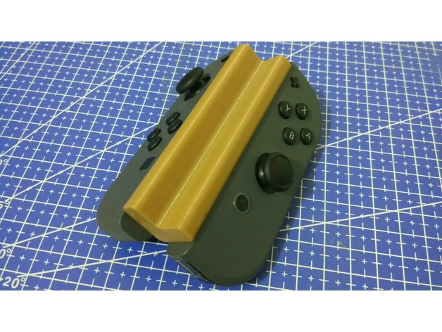 One-handed Switch Joy-con