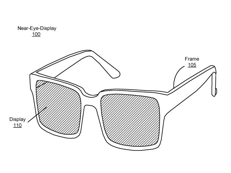 patent smart glasses
