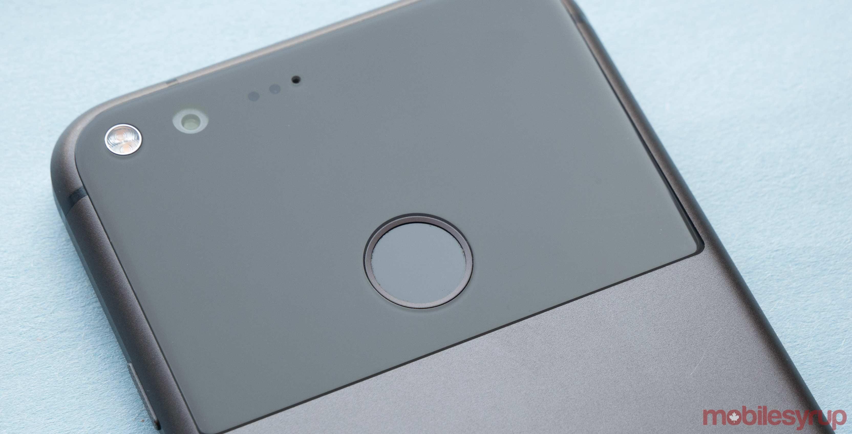 Pixel XL rear facing camera