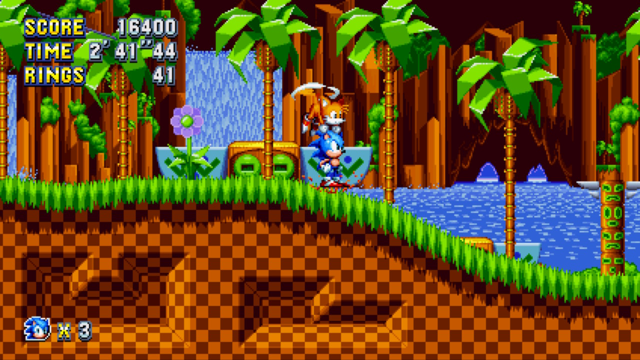 Sonic Mania Is A Nostalgic Reminder Of The Series Core Issues
